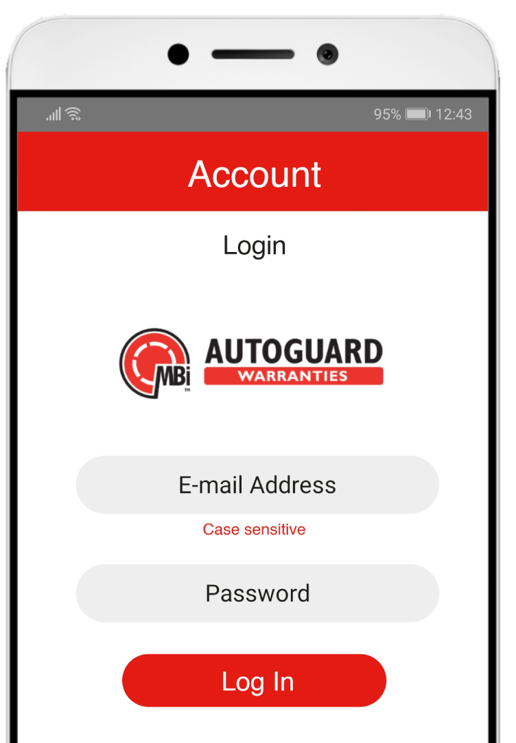 The Autoguard App - Everything you need in one place.