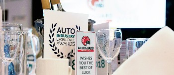 Autoguard headline sponsor Auto Industry Excellence Awards