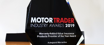 Who is the top vehicle warranty provider in the UK 2019?
